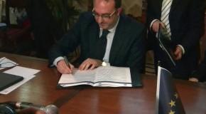 Porto: firmato l'accordo con Rotterdam, Taranto porta logistica d'Europa sul Mediterraneo