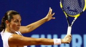TENNIS-WTA STOCCARDA: VINCI OUT AI QUARTI