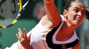 TENNIS-WTA STOCCARDA: VINCI, BUONA LA PRIMA