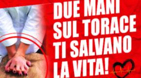 """""""DUE MANI SUL TORACE"""", UNA """"FESTA"""" A TARANTO DA DOVE TUTTO È PARTITO"""