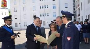 TARANTO: INTESTATO ALL'ASSISTENTE CAPO CREMONESI IL POLIGONO DI TIRO DEL XV REPARTO MOBILE DI TARANTO