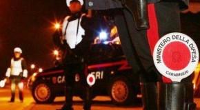 TARANTO: CONTROLLO STRAORDINARIO DEL TERRITORIO, 5 ARRESTI E 12 DENUNCE A  PIEDE LIBERO
