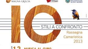 """IN UNIVERSITÀ A TARANTO IL CONCERTO GRATUITO """"MUSICA AL CUBO"""""""