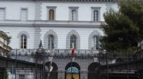 L'ARCIVESCOVO DI TARANTO CELEBRA LA MESSA IN ARSENALE  IN OCCASIONE DELLA FESTIVITÀ DI SAN GIUSEPPE