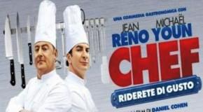 """PER CINEGUSTO ARRIVA """"CHEF"""""""