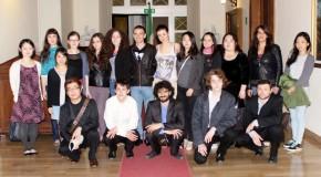 "52° INTERNATIONAL PIANO COMPETITION ""ARCANGELO SPERANZA"": FASE SECONDA"