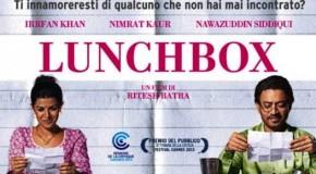 "CINEGUSTO: ULTIMO APPUNTAMENTO CON ""LUNCHBOX"""