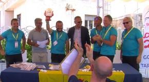 VELA:  TARANTO SI RICONFERMA CAMPIONE NEL 2^ TROFEO CLUB ENI