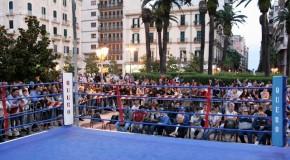 MERICO – STIR: LA GRANDE BOXE PROFESSIONISTICA TORNA A TARANTO