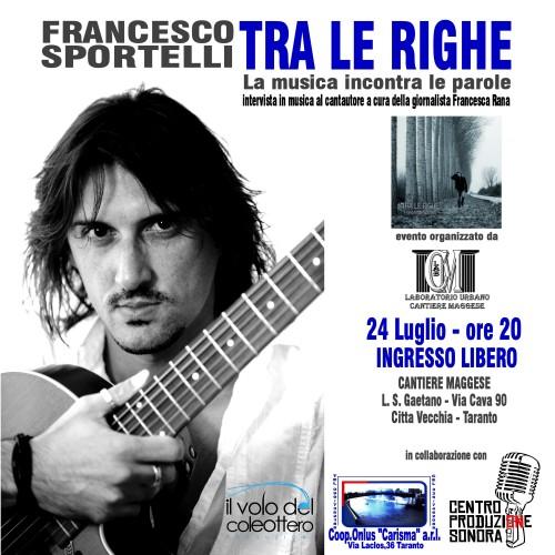 TRA LE RIGHE - Taranto