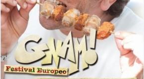 """""""GNAM"""", TUTTO PRONTO PER IL 1^ FESTIVAL INTERNAZIONALE DEL CIBO DI STRADA"""