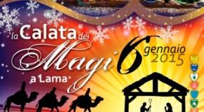 """TUTTO PRONTO A LAMA PER """"LA CALATA DEI MAGI 2015″"""