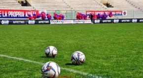 TARANTO FC: QUATTRO RETI NEL TEST IN FAMIGLIA