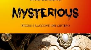 "TARANTO: LA SCRITTRICE IRMA SARACINO PRESENTA ""MYSTERIOUS"""