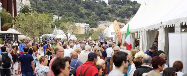 L'ITALIE À TABLE: IL GAL TERRE DEL PRIMITIVO PRONTO A CONQUISTARE NIZZA
