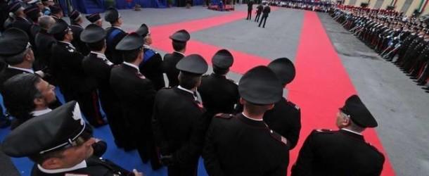 201° ANNUALE DI FONDAZIONE DELL'ARMA DEI CARABINIERI. PREMIATI DUE MILITARI DEL COMANDO PROVINCIALE DELL'ARMA JONICA