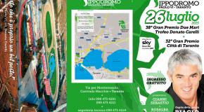 SPETTACOLO ALL'IPPODROMO PAOLO VI