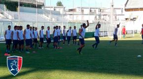TARANTO FC: RIPRESA SETTIMANALE PER I ROSSOBLU'