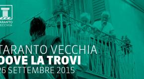 TARANTO VECCHIA DOVE LA TROVI:  TOUR GUIDATO ALLA SCOPERTA DELLE RADICI CULTURALI MEDITERRANEE