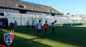 TARANTO FC: DOPPIA SEDUTA PER I ROSSOBLU'