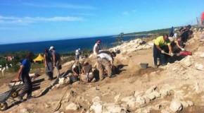 IMPARARE A RIPRODURRE UN MOSAICO: AL PARCO ARCHEOLOGICO SI PUO'
