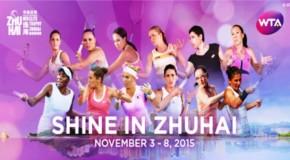 TENNIS-WTA ZHUHAI: VINCI OUT IN SEMIFINALE