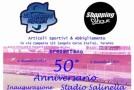 MOSTRA 50° ANNIVERSARIO DELL'INAUGURAZIONE DELLO STADIO SALINELLA