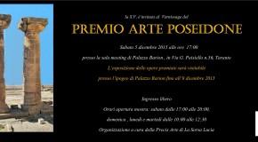 MOSTRA D'ARTE PREMIO ARTE POSEIDONE