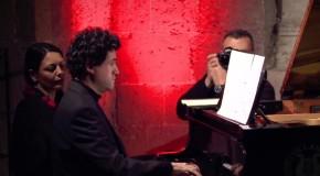 """LA RASSEGNA """"YOUNG"""" ENTRA NEL VIVO CON IL CONCERTO DEL VIRTUOSO DEL PIANOFORTE FRANCESCO SALINARI"""