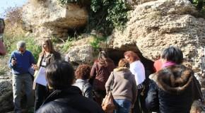 TURISTI DA TUTTA LA PUGLIA PER LA NUOVA AREA ARCHEOLOGICA DI SATURO