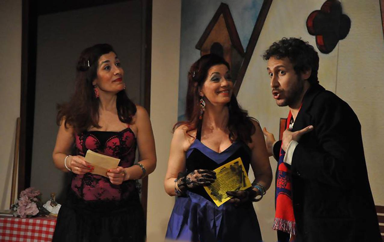 Tvtaranto la storia della tua citt l elisir d amore di donizetti in scena al gm open theatre - L amore infedele scena bagno ...
