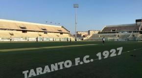 TARANTO FC; FRANCESCO COZZA E' IL NUOVO MISTER