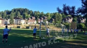 TARANTO CALCIO: SARÀ L'HOTEL CENACOLO DI ASSISI AD OSPITARE IL RITIRO 2017