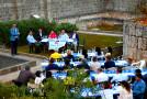 ARCHEOLOGIA E PRIMITIVO: GRANDE SUCCESSO PER LA SERATA DI DEGUSTAZIONE DEI VINI INTORNO AL FONTE PLINIANO