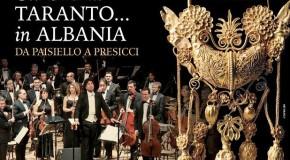 """L'ORCHESTRA ICO """"MAGNA GRECIA"""" IN TOURNÉE IN ALBANIA"""