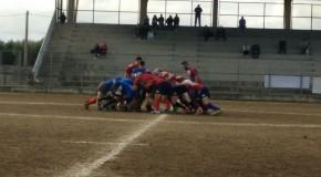 arriva la prima vittoria per l'amatori rugby taranto
