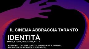 MOSTRA DEL CINEMA DI TARANTO: C'E' IL CONTEST PER VIDEOMAKERS