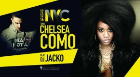 DJ JACKO E CHELSEA COMO NEL PARTY NYC