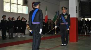 AVVICENDAMENTO AL COMANDO DEL 65° DEPOSITO TERRITORIALE DELL'AERONAUTICA MILITARE DI TARANTO
