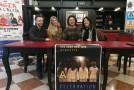 ABBA CELEBRATION: DEBUTTO UFFICIALE DEL TOUR EUROPEO  AL TEATRO ORFEO DI TARANTO