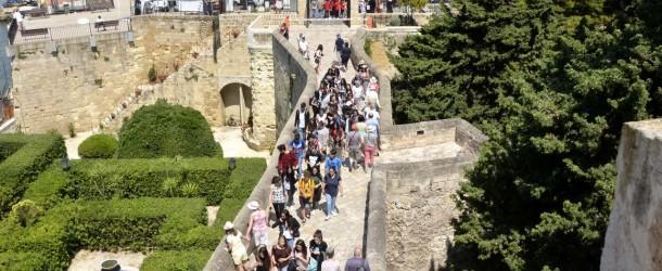 MARINA MILITARE: RECORD DI VISITATORI AL CASTELLO ARAGONESE